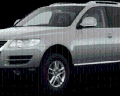 2008 Volkswagen Touareg V6