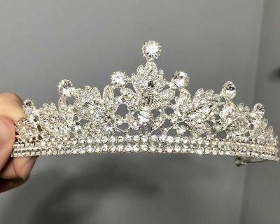 Handmade Wedding Tiara / crown