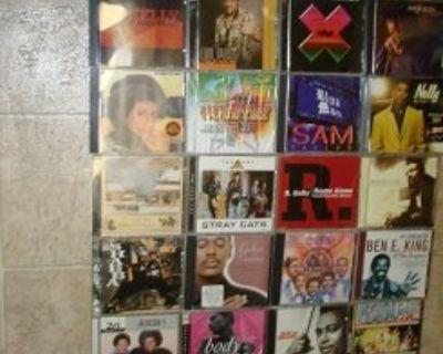 28 R&R,R&B,Soul,Pop+ CDs !