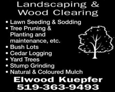 L-WOOD Landscaping & ...