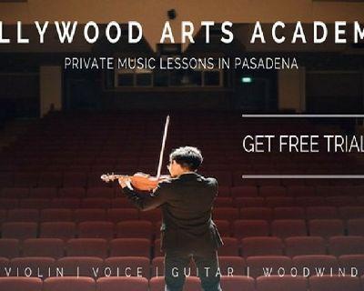 Music school in Pasadena
