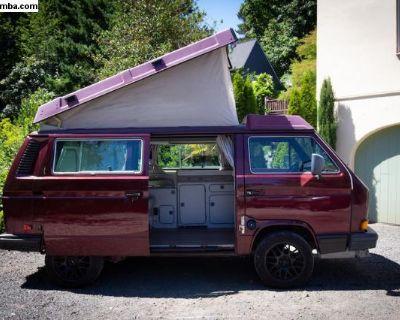 1990 Vanagon Full Camper Automatic Transmition