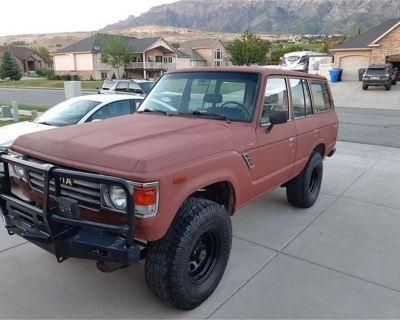 1987 Toyota Land Cruiser FJ