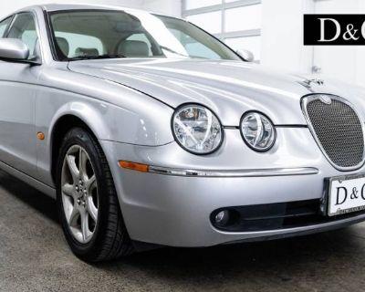 2006 Jaguar S-TYPE V8