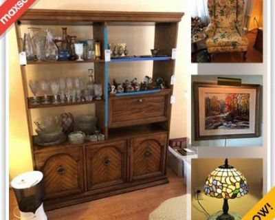 Silver Spring Moving Online Auction - Cliftondale Drive