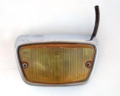 Park-turn Light, Right Front, Passenger Side, 1965 Mercedes-benz 190d W110
