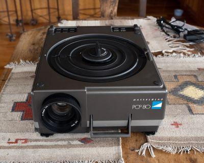 Hasselblad PCP-80 Medium Format Projector $920