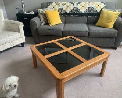 Square and Rectangular Matching Occasional tables