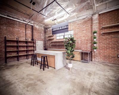 Custom Kitchen/Coffee Bar Set, Los Angeles, CA
