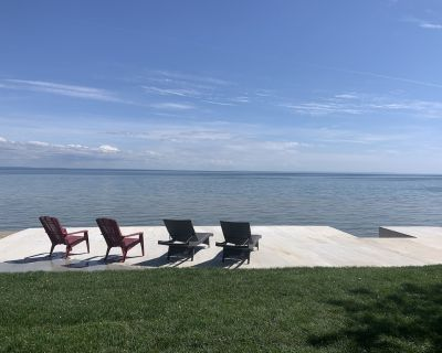 Wonderful On the Beach Cottage to create memories and to unwind - Fort Erie