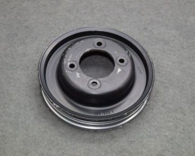 Used # Bmw E36 320i 325i 325is M50 Water Pump Pulley 11511722567