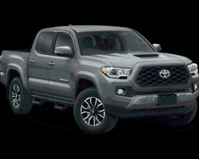 New 2021 Toyota Tacoma TRD Sport Double Cab 5' Bed V6 AT (Natl) In-Transit