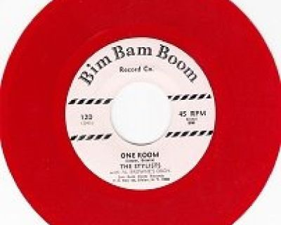 STYLISTS ~ One Room*Mint-45*RARE RED WAX 45 !