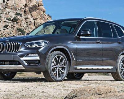 2020 BMW X3 30i