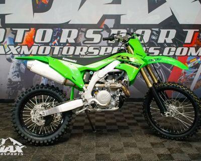 2022 Kawasaki KX 450X Motorcycle Off Road Oklahoma City, OK