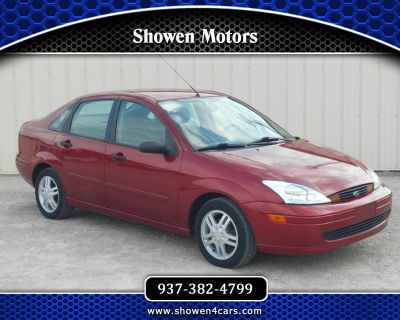 Used 2001 Ford Focus SE