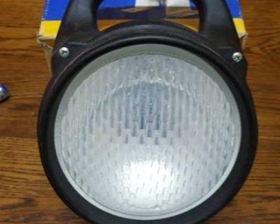 HELLA Matador Work Lamp Projector Halogen