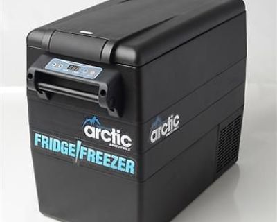 Smittybilt 52 Qt. Arctic Fridge Freezer Universal Portable 2789