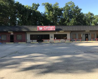 Restaurant/Catering Facility on Cross Lake