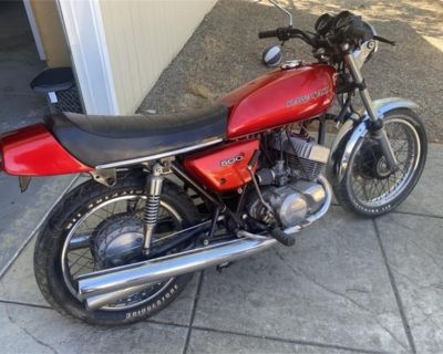 1974 Kawasaki Mach1