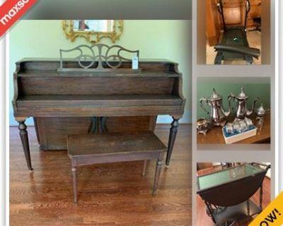 Lilburn Downsizing Online Auction - Nimblewill Way Southwest