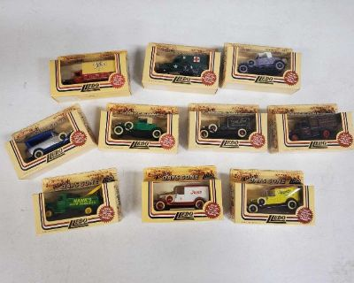 Vintage Matchbox, Marbles, Toys & More+Heisey