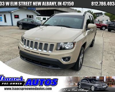 Used 2016 Jeep Compass FWD 4dr High Altitude Edition