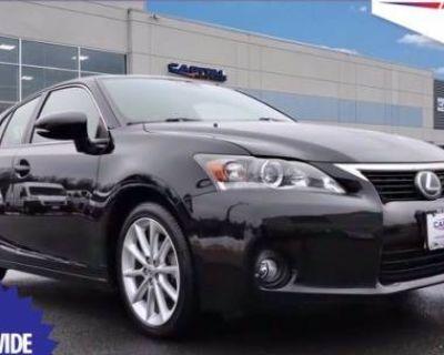 2012 Lexus CT CT 200h