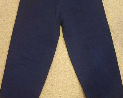 Dark Blue Sweat Pants - Size S