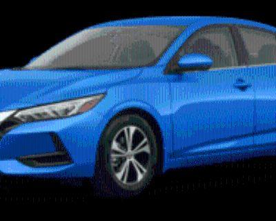 2020 Nissan Sentra SV CVT