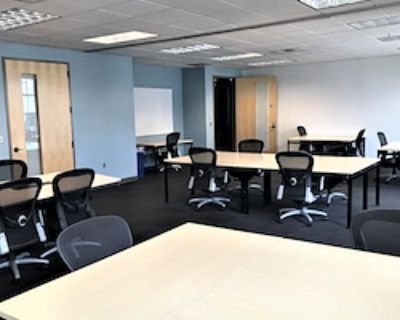Office Suite for 20 at Regus