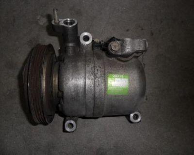 Used Jdm S13 S14 Sr20 Blacktop Ac Air Conditioner Compressor