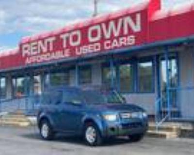 2007 Honda Element Ex 4 Door Wagon