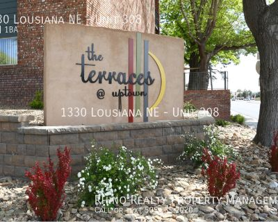 1st Month Rent Free! Welcome to Terraces @ Uptown! 1 Bedroom, 1 Bath Available Now!