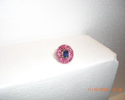 HANDMADE ONE OF A KIND RUBY RING