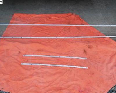 Westfalia Pop-Top Canvas Tent Roof Trim Set