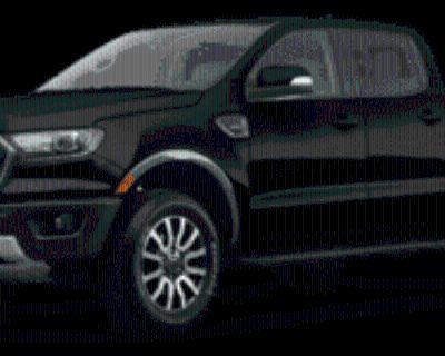 2019 Ford Ranger Lariat SuperCrew 5' Box 4WD