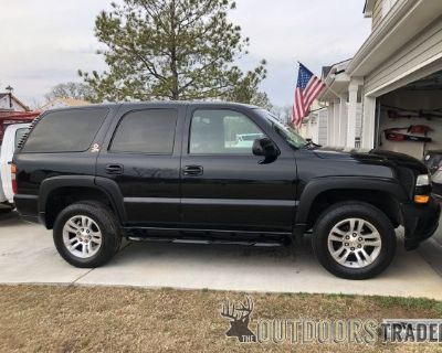 FS/FT 2001 Chevy Tahoe Z71 4x4