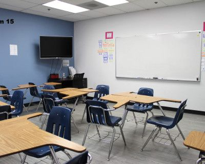 Bright and Modern, Fully Equipped Classroom, MONTEREY PARK, CA
