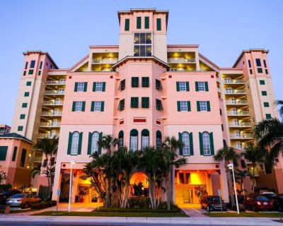 Two Comfy and Clean BR Suites!Pool, Beach, Gym and Parking - Fort Myers Beach