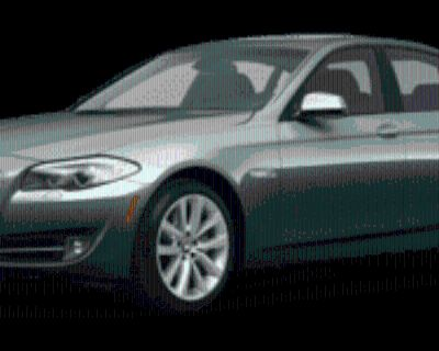 2011 BMW 5 Series 535i xDrive Sedan AWD
