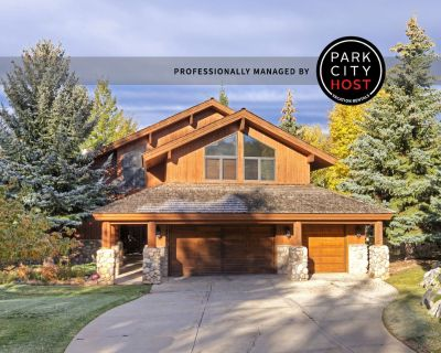 Large 5 Bed Park City Home, Slps up to 18, Car Included! - Park Meadows