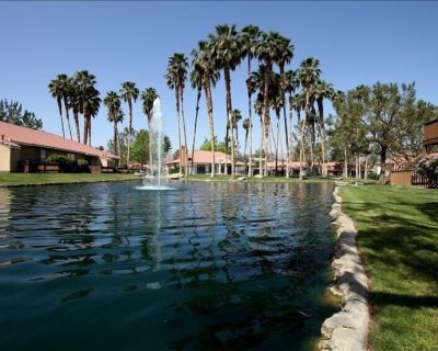 Location, Luxury, Lakefront, Ground, Pool, USA & CAN Phone, WiFi, VIEW, Pets OK! - Indian Wells