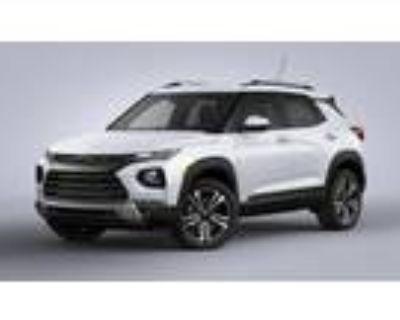 2022 Chevrolet trail blazer White