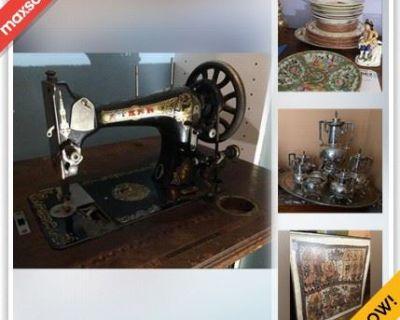 Washington Downsizing Online Auction - 16th Street Northwest (CONDO)