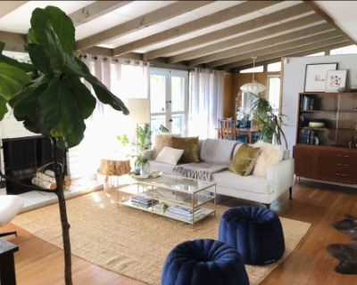Midcentury Modern Home with Tons of Natural Light, North Hollywood, CA