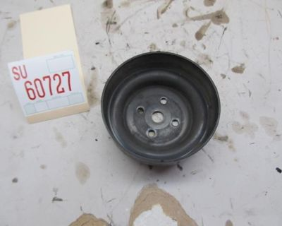1996 Jeep Laredo Water Pump Pully Pulley Oem 24513