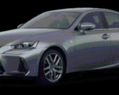 2017 Lexus IS IS Turbo