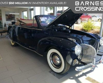 Pre-Owned 1941 Lincoln Zephyr 2D Coupe