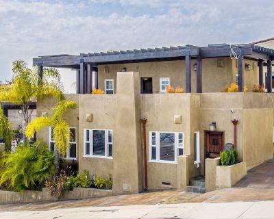 Executive Beach Home 1 Block to Beach w/ Hot Tub and Wine Cellar - Hermosa Beach